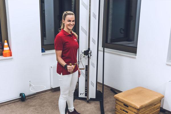Rückengymnastik für Fortgeschrittene